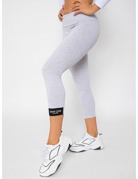 Warp Zone Leggings - Grey