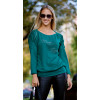 Carmina Knitted Top