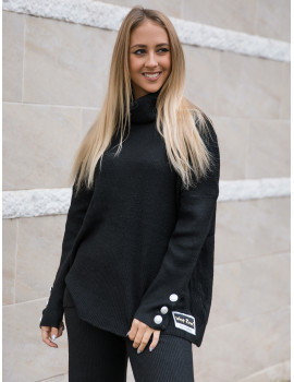 Clara Knitted Set - Black