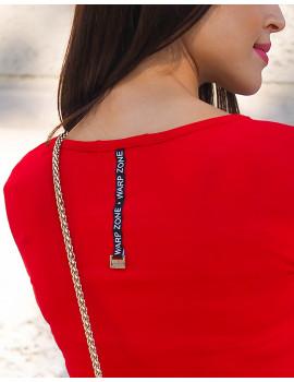 Debora Dress - Red
