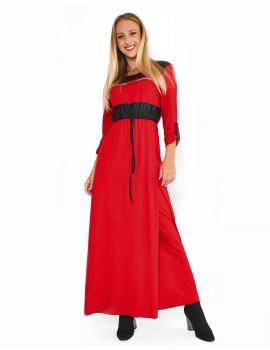 Jessi Dress - Red